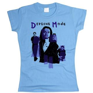 Depeche Mode 10 - Футболка женская