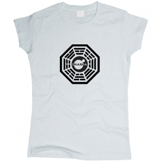 Dharma Initiative 01 - Футболка женская