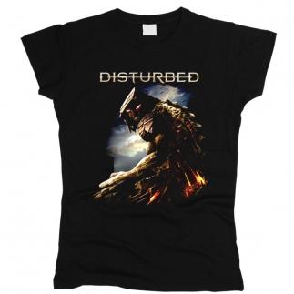 Disturbed 03 - Футболка женская