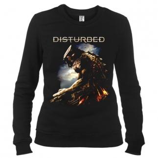 Disturbed 03 - Свитшот женский