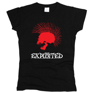 Exploited 01 - Футболка женская