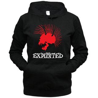 Exploited 01 - Толстовка женская
