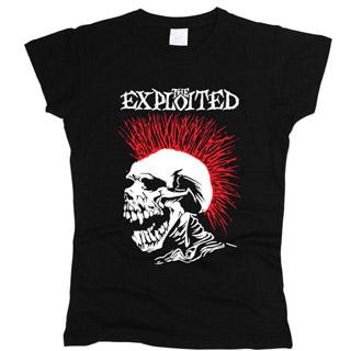Exploited 03 - Футболка женская