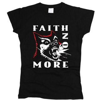 Faith No More 02 - Футболка женская