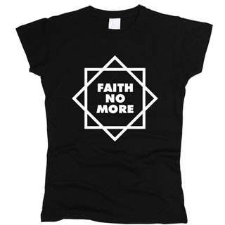 Faith No More 04 - Футболка женская