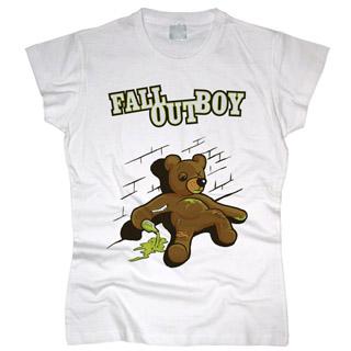 Fall Out Boy 02 - Футболка женская
