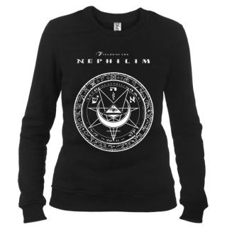 Fields Of the Nephilim 01 - Свитшот женский