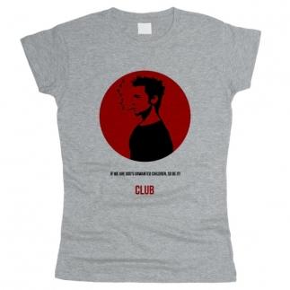 Бойцовский Клуб 05  - Футболка женская