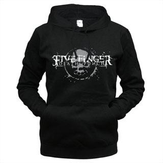 Five Finger Death Punch 01 - Толстовка женская
