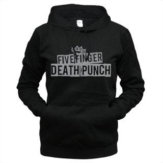 Five Finger Death Punch 04 - Толстовка женская