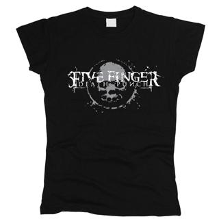 Five Finger Death Punch 01 - Футболка женская