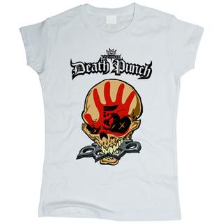 Five Finger Death Punch 05 - Футболка женская