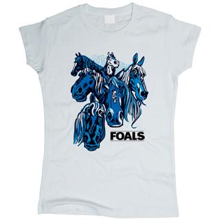 Foals 04 - Футболка женская