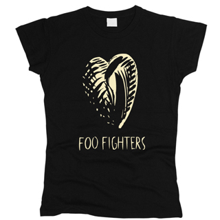 Foo Fighters 03 - Футболка женская