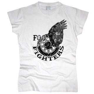 Foo Fighters 06 - Футболка женская