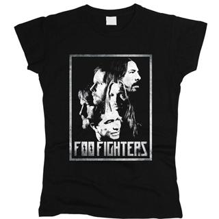 Foo Fighters 07 - Футболка женская
