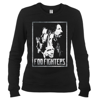 Foo Fighters 07 - Свитшот женский