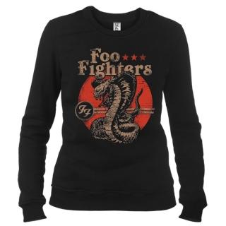 Foo Fighters 08 - Свитшот женский
