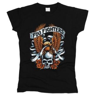 Foo Fighters 09 - Футболка женская