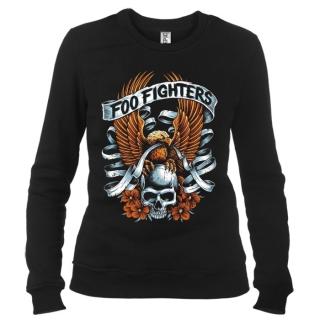 Foo Fighters 09 - Свитшот женский