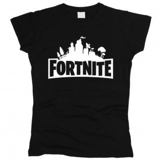 Fortnite 01 - Футболка женская