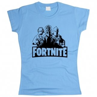 Fortnite 03 - Футболка женская