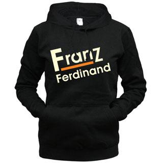 Franz Ferdinand 01 - Толстовка женская