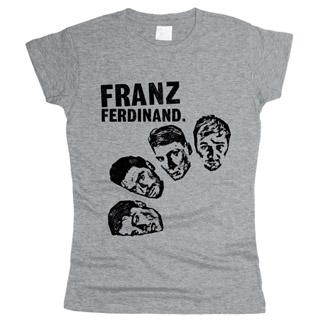 Franz Ferdinand 02 - Футболка женская