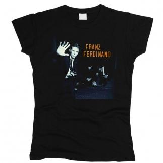 Franz Ferdinand 03 - Футболка женская