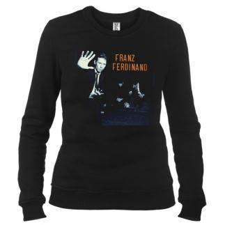 Franz Ferdinand 03 - Свитшот женский