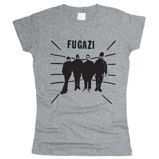 Fugazi 01 - Футболка женская