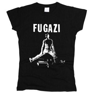 Fugazi 02 - Футболка женская