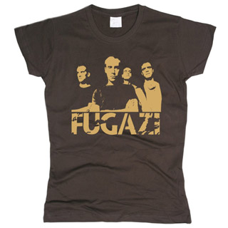 Fugazi 03 - Футболка женская