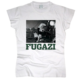 Fugazi 05 - Футболка женская