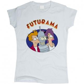 Futurama 01 - Футболка женская