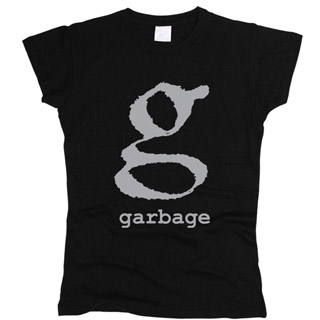 Garbage 01 - Футболка женская