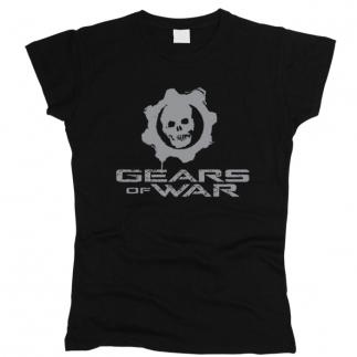 Gears Of War 01 - Футболка женская