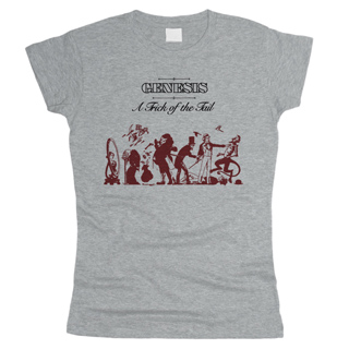Genesis 01 - Футболка женская