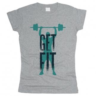 Get Fit  01 - Футболка женская