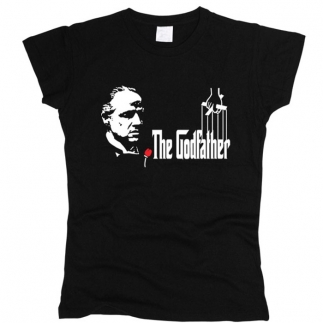 Godfather 02 - Футболка женская
