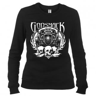 Godsmack 03 - Свитшот женский