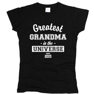Greatest Grandma 01 - Футболка