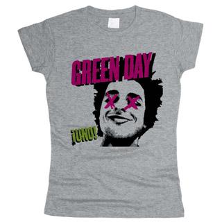 Green Day 05 - Футболка женская