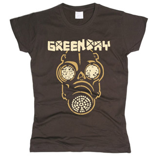 Green Day 08 - Футболка женская