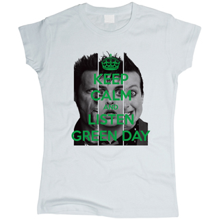 Green Day 09 - Футболка женская