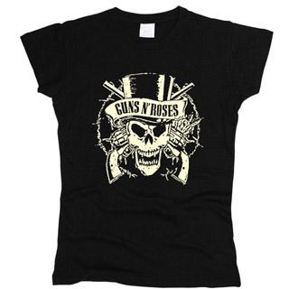 Guns N' Roses 03 - Футболка женская