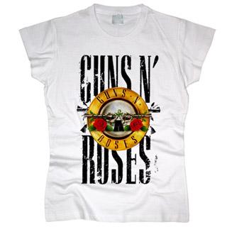 Guns N' Roses 04 - Футболка женская