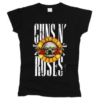 Guns N' Roses 05 - Футболка женская