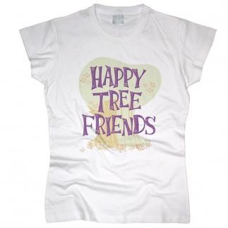 Happy Tree Friends 05 - Футболка женская