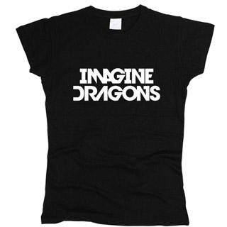 Imagine Dragons 01 - Футболка женская